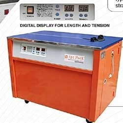 Semi Automatic Strapping Machine (Digital Display)
