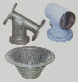 Conical Suction Strainer