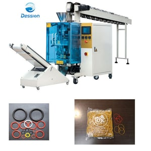 Rubber Ring And Rubber Band Packaging Machine