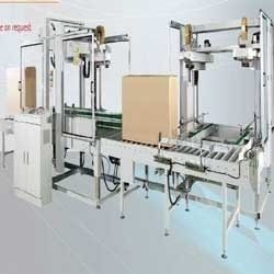 Fully Auto Flap Folding And Sealing Machine