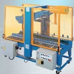 Industrial Fully Auto Flap Folding And Sealing Machine