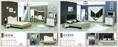 Irem - Ecrin Bedroom Sets