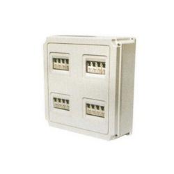 Modular Heavy Distribution Boxes