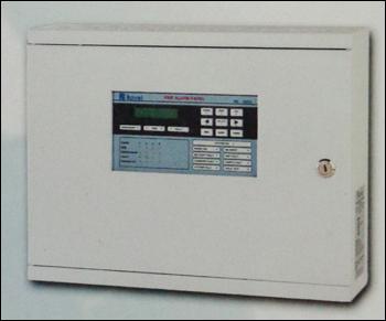RE 2554 Fire Alarm Control Panel