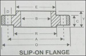 Slip On Flanges