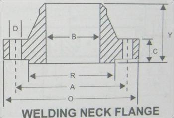 Welding Neck Flanges