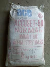 Accoset A   50 (N) Mortars