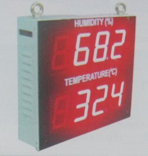 Temperature Display