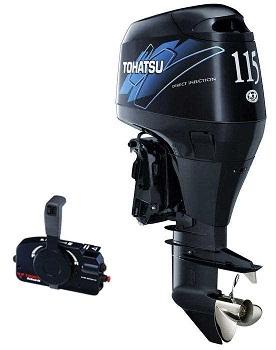 Tohatsu MD115A2EPTOUL Outboard Motor