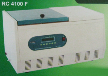 Refrigerated High Speed Research Centrifuge (RC 4100 F) in  Vasai (E)