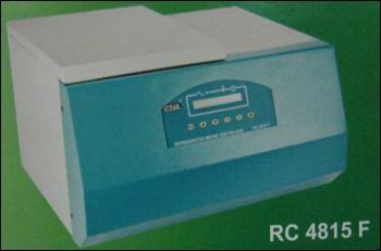 Refrigerated Microspin Centrifuge (TC 4815 F) in  Vasai (E)