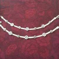 Attractive Sterling Silver Anklets