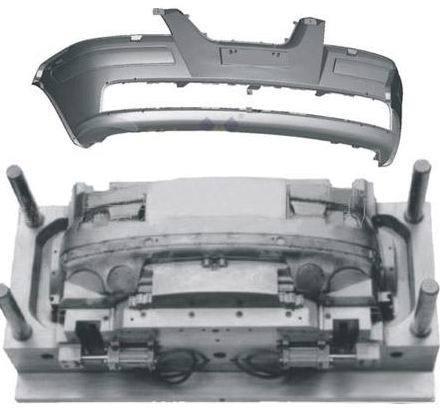 Auto Front Bumper Mould