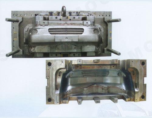 Auto Rear Bumper Mould