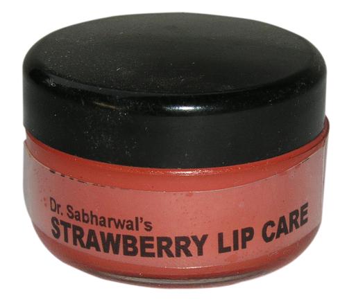 Strawberry Lip Care