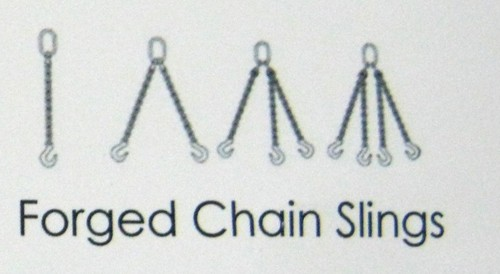 Forged Chain Slings in  Chomu House Circle