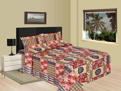 Floral King Bed Sheets