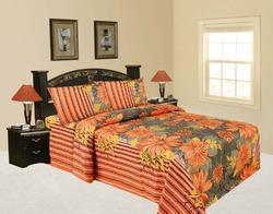 Vintage Floral Bed Sheets