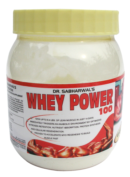 Whey Powers