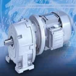 As Series In Line Helical Gear Motors
