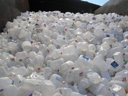 HDPE Bottles Scrap