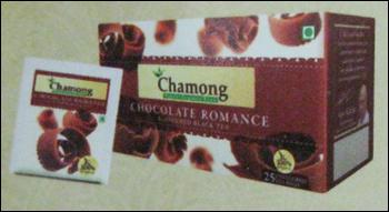Chocolate Romance Flavored Tea Bag
