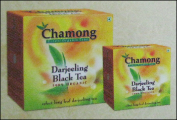 Darjeeling Black Chamong Premium Tea Bag