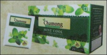 Mint Cool Flavored Tea Bag