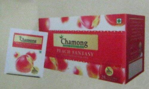 Peach Fantasy Flavored Tea Bag