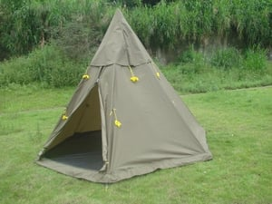 Adult Camping Teepee Tent