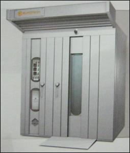 Rotary Racks Ovens (ET 70) in  New Area