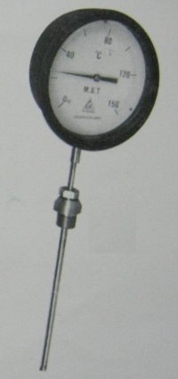 Vapour Pressure Thermometers