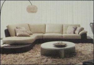 Natuzzi Corner Sofa Set