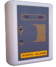 Quality Checked Static Alarm