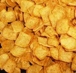 Spicy Corn Chips
