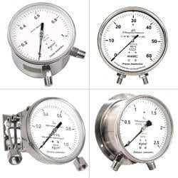Differential Pressure Gauges Accuracy: 2  %