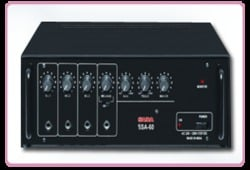 P.A. Amplifiers