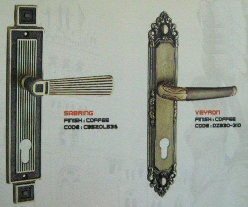 VEYRON Brass Door Handles