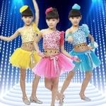 Girls Hawain Dance Dress