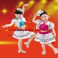 Girls Western Dance Dress