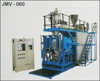 Blow Moulding Machines (Jmv-060) in  Lbs Marg-Bhandup (W)