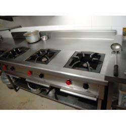 Cooking Gas Range