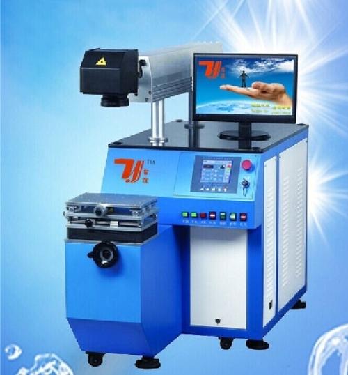 Galvanometer Scanning Laser Welding Machine in Dongguan