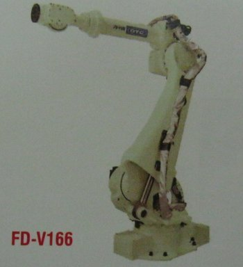 Welding Robots System (Fd-V166) in  18-Sector
