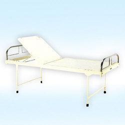 Manual Backrest Hospital Bed