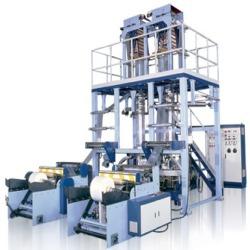 Industrial Twin Film Blowing Extruder Machine in  Ajwa Road  (Vdr)