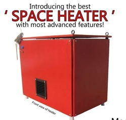 Space Heater for Brooding
