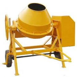 Manual Loading Concrete Mixer