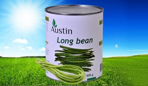 Canned Long Beans