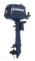 Evinrude 4RL4 Outboard Motor